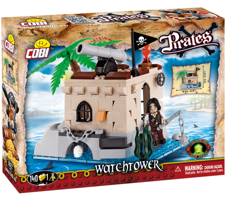 Bild på Cobi 6022 Pirates Watchtower
