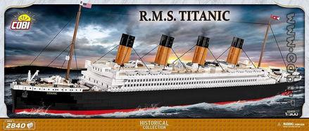 Bild på Cobi 1916 - R.M.S. Titanic