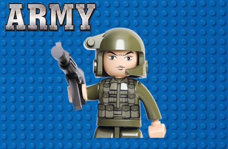 Bild för kategori Army