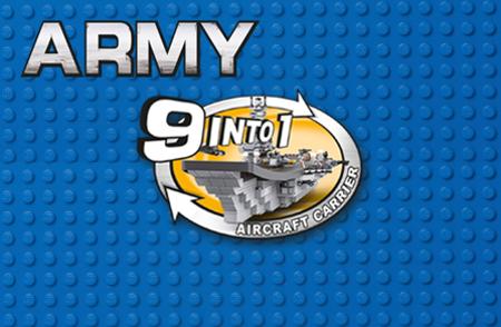 Bild för kategori Army 9 til 1