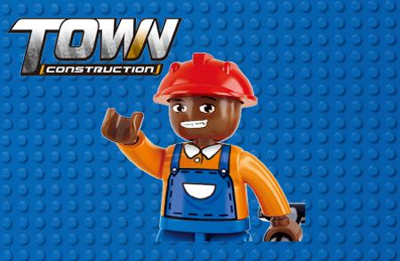 Bild för kategori Town Construction