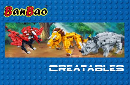 Bild för kategori BanBao Creatables