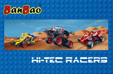 Bild för kategori BanBao Hi-tec