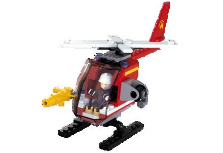 Bild på Sluban FIRE Helikopter M38-B0622D