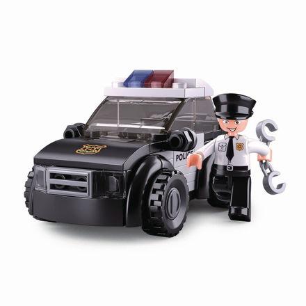 Bild på Politi Patruljevogn, Sluban Patrol Car