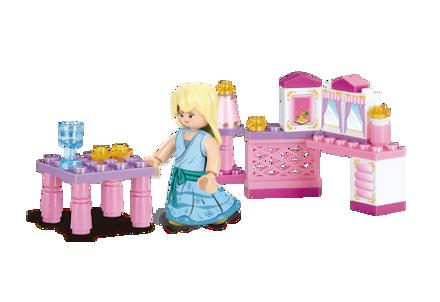 Bild på Prinsesse, Sluban Princess M38-B0238