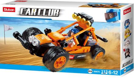 Bild på Sluban CarClub Buggy M38-B0676