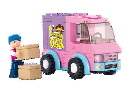Bild på Delivery Van,Sluban Delivery Van M38-B0520