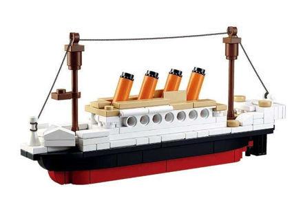 Bild på Titanic lille, Sluban Titanic Small M38-B0576