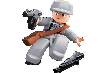 Bild på Sluban WWII Chinese Officer M38-B0581K