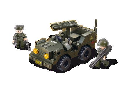 Bild på Jeep, Sluban Jeep M38-B5800