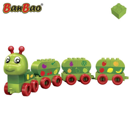 """Bild på BanBao """"Frugt"""" Larve"""