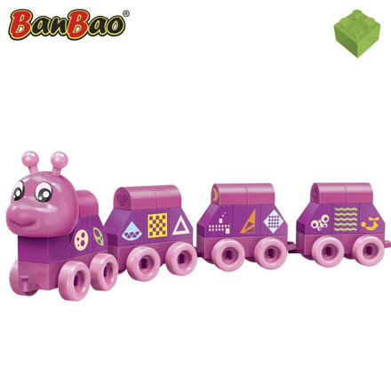 "Bild på BanBao ""Symboler"" Larve"