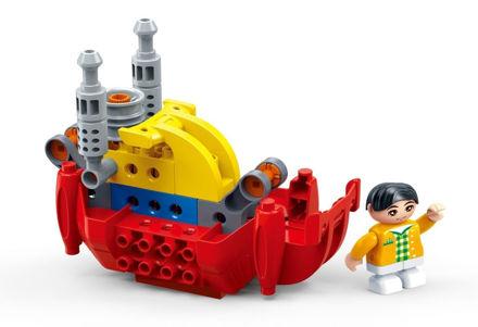 Bild på BanBao 9720 Lille transportbåd