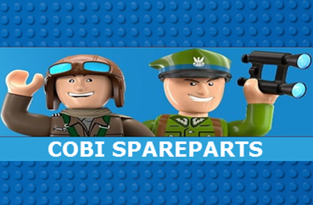 Bild för kategori COBI Spareparts