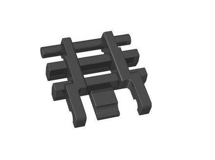 COBI-ACAOG Crawler link small 1x1, black