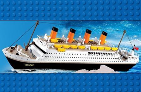 Bild för kategori COBI Titanic