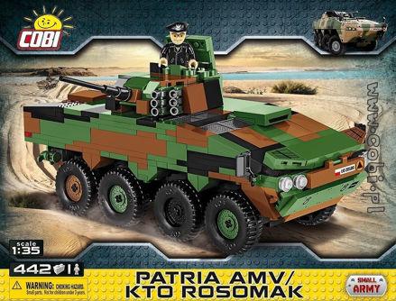Cobi Armed forces 2616 Patria AMV/KTO Rosomak