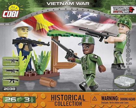 Cobi 2038 - Vietnam War soldiers