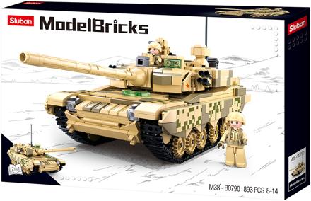 Sluban - Main Battle Tank M38-B0790