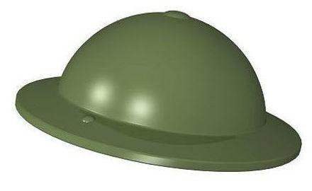 COBI-80921 British MK II helmet green