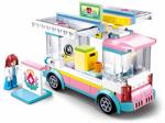 Sluban M38-B0797- Ambulance