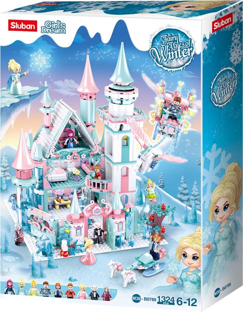 Sluban M38-B0789 - Ice castle