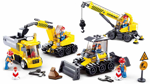 Sluban M38-B0810 -  Contractor machines
