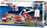 Sluban M38-B0811 - Firefighter set