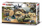 Sluban M38-B0812 - WWII Army set