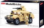 Sluban M38-0837 Terrængående angrebskøretøj