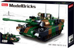 Sluban M38-0839 Tysk kampvogn