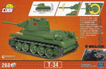 World of Tanks COBI-3061 T-34