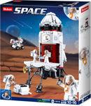 Sluban M38-B0738 Space Research craft