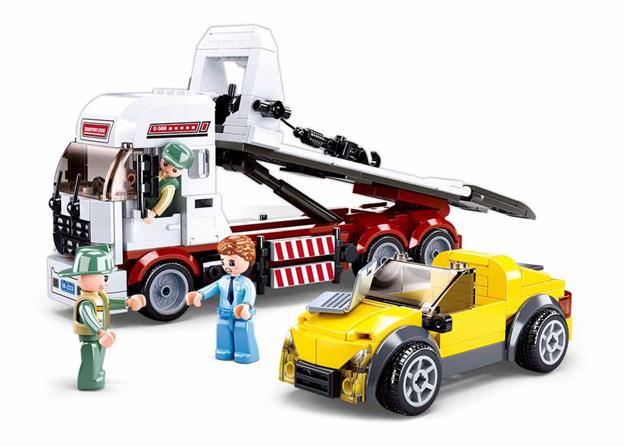 Sluban M38-B0879 Auto Assistance