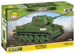 WWII COBI-2702 T34-85 Tank