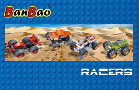 Bild för kategori BanBao Racers