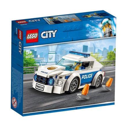LEGO City 60239 Politipatruljevogn