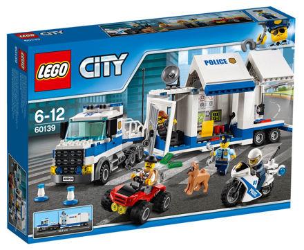 LEGO City 60139 Mobil kommandocentral