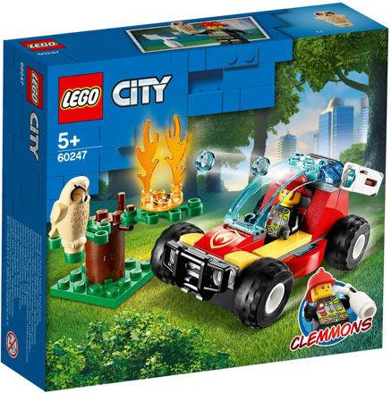 LEGO City 60247 Skovbrand