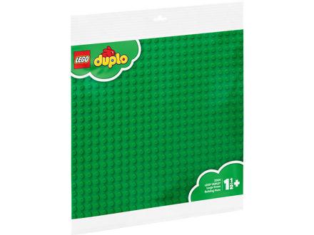 LEGO DUPLO 2304 Byggeplade - stor