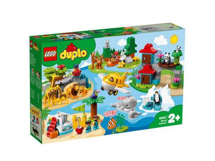 LEGO DUPLO 20907 Verdens dyr