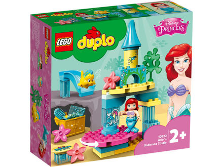 LEGO DUPLO 10922 Ariels undervandsslot