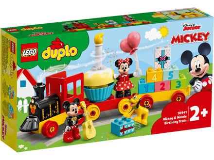 LEGO DUPLO 10941 Mickey & Minnies fødselsdagstog