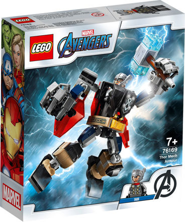 LEGO Marvel Super Heroes 76169 Thors kamprobot