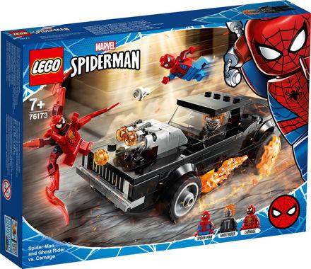 LEGO Marvel Super Heroes 76173 Spider-Man og Ghost Rider mod Carnage