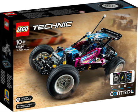 LEGO Technic 42124 Offroader-buggy