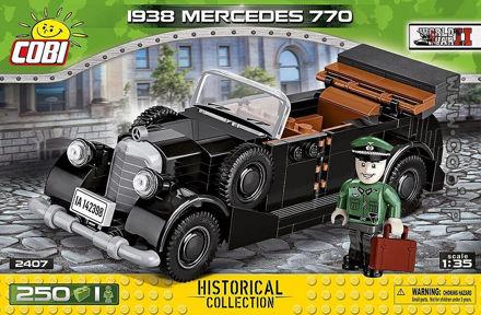 WWII COBI-2407 - 1938 Mercedes 770