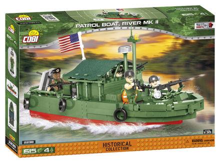 COBI 2238 Patrol Boat River PBR 31 Mk.II