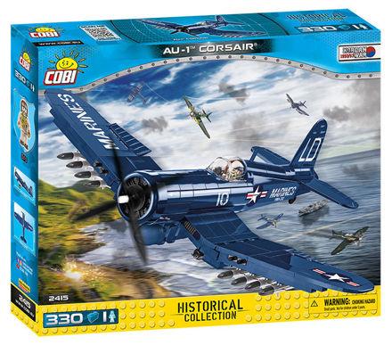 COBI 2415 Korean War - Vought AU-1 (F4U-6) Corsair - Northrop Grumman